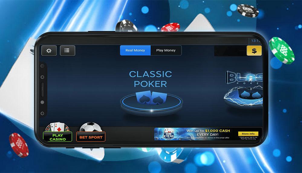 888poker mobile app.