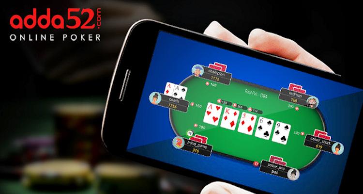 Way to Use Adda52 Real Money Poker