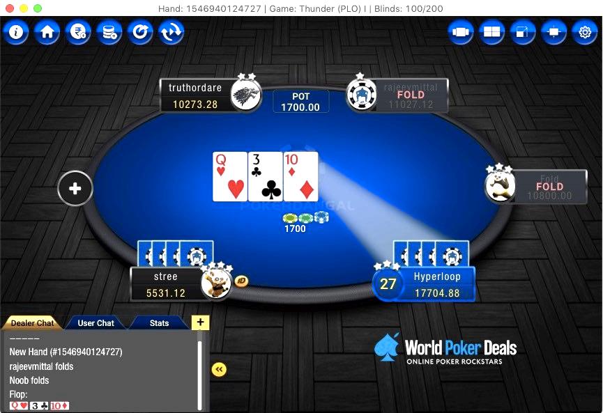PokerDangal game