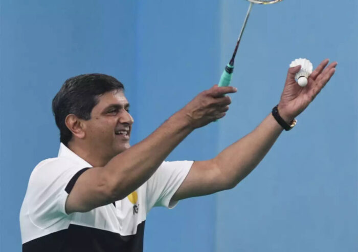 Some Bright and Famous Moments of Prakash Padukone's life